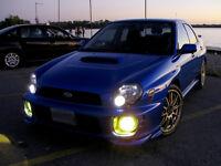 2002 Subaru WRX Sedan Manual - ***Many Mods***
