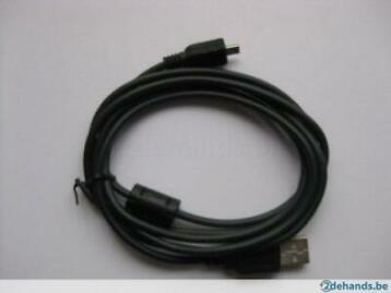 USB Data kabel UC-E6 voor optio 33wr, 450, 50, 550, 750z,s4