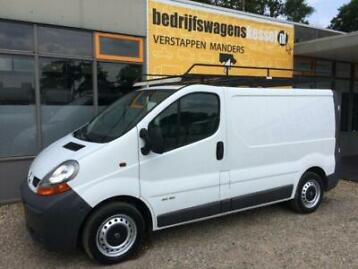 Renault TRAFIC 1.9 dCi 80 L1H1 Imperial Trekhaak 2t