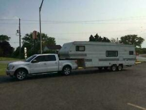 1992 Sierra Camper trailer Fifth wheel