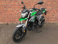 Lexmoto Viper 125cc - Barely Used - £1700 or Make an Offer