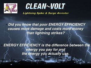 1-Clean~Volt Unit Protects- A Home/Cottage/Farm From Lightning! Kingston Kingston Area image 8