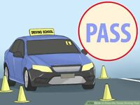 Rent a Car for Driving Test / practice driving lesson