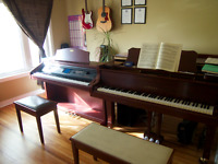 Adult/Senior Piano Lessons in NW Calgary