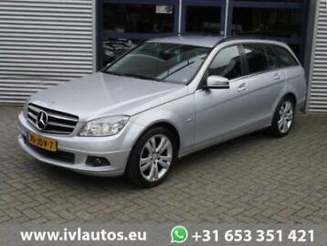 Mercedes-Benz C 180 Estate K Blueefficiency Elegance 127000K
