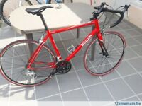 Btwin tribant road bike