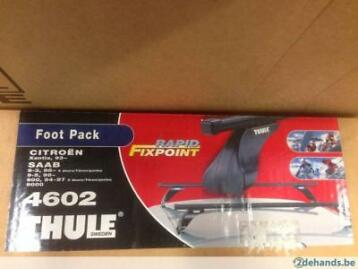 Thule foot pack 1602 rapid fixpoint