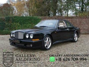 Bentley Continental Sc One Of Only 48 Lhd Made!