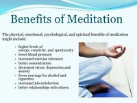 10 Forms Meditation Course - 10 Forms - 3 Weeks.