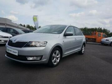 Skoda Rapid Spaceback Dsl 1.6 CR TDI Ambition