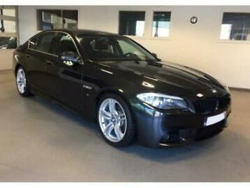 bmw serie 5 530 530d m-pack