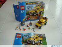 Lego 4200 Mining Truck
