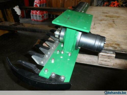 Fonkelnieuw ② Hydraulische heggenschaar voor tractor , minigraver ed BK-45