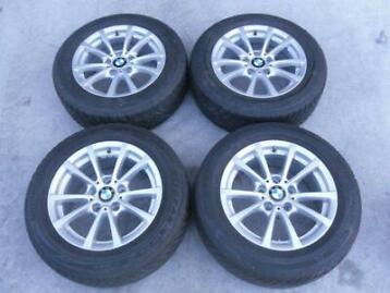 Originele winterset BMW 3-serie F30 - F31 5 X 120 5mm& 4mm