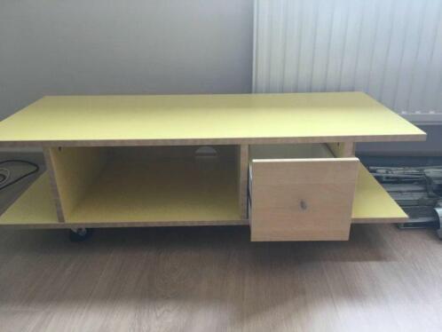 Tv Meubel Wit Ikea.Ikea Tv Meubel Met Lade Kasten Tv Meubels 2dehands
