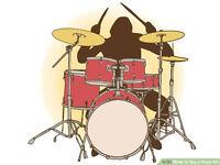 Drummer required for originals rock/Alt rock band