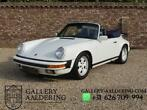 Porsche 911 3.2 Carrera G50 Convertible Matching Numbers And