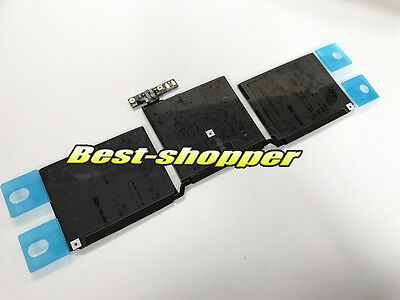 New Genuine A1713 Battery for Apple A1708 Pro 13 MLL42CH/A MLUQ2CH/A USA ship