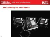 VoIP Business Telephone Systems Installer