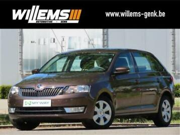 Skoda Rapid Spaceback 1.2 TSI Ambition
