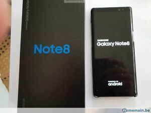 NEW IN BOX-256B Samsung Galaxy Note 8 WITH 10 months warranty