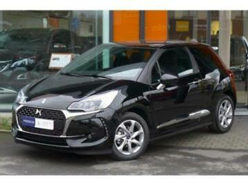 ds automobiles ds 3 so chic - automaat