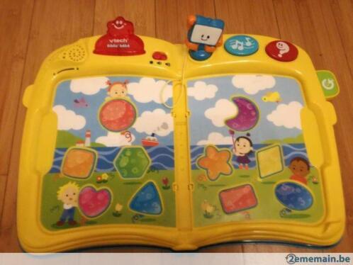 Vtech Biblio Bebe Speelgoed Educatief En Creatief