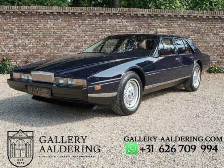 Aston Martin Lagonda Tickford Special Order By Royal Sultan