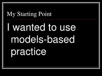 Practice Models Wanted