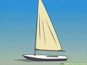Looking for used sails