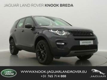 Land Rover Discovery Sport Td4 Urban Series Se | Blackpack |