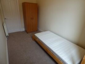 Shared flat in good location: Choice of single or double bedroom