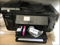 HP Officejet 6500A PLUS Printer / Scanner - Duplex