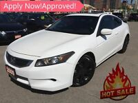 2009 Honda Accord EX-L FULLY LOADED WITH LEATHER NAVIGATION ROOF