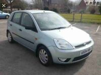 FORD FIESTA 2004 GHIA Green ***BREAKING ALL PARTS AVAILABLE***