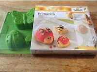 Birkmann Silicone Insect Shaped Silicone Mould Primavera - NEW cake mould