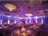 Event Planner Assistant required to Decorate Venues - Part Time
