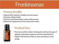 doTERRA - Frankincense Essential Oil - Food Grade