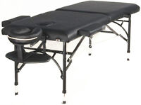 New Portable Massage table bed Reiki Tatoo Facial can deliver