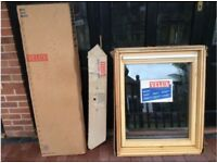 970 x 770 Velux Window for Sale with flashing Kit unused