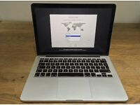 MacBook Pro 13 Retina Display 2015 High Spec