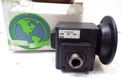 Worldwide Electric Corp. Gear Speed Reducer Hdrf175-601-h-56c 601 Size 175