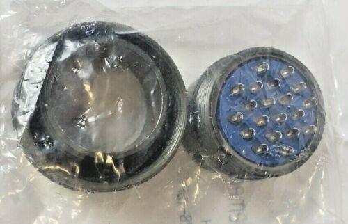 Amphenol  MS3106A-28-16P - NEW 20 pin