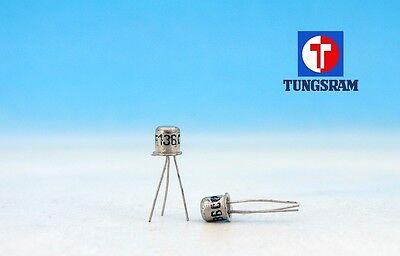 5x Sf136c Tungsram Silicon Transistor Si Npn 12v 200ma 300mw Hfe 28-560