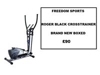 Roger Black Plus Magnetic Cross Trainer brand new boxed rrp £179.99