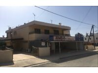 3 Bed Apartment with Shop Paphos Cyprus