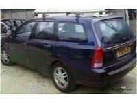 2001 MK1 FORD FOCUS 1.6 PETROL ESTATE BREAKING FOR PARTS