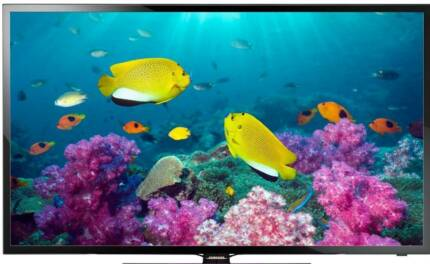 """Samsung Ultra Thin LED TV 40"""" wifi ready has wall mount and stand Rockdale Rockdale Area Preview"""