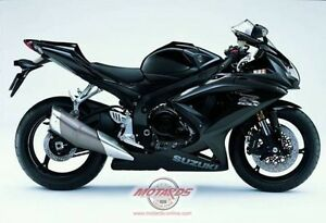 BUYING  GOOD OR DAMAGED SPORT BIKES CBR ZX RG500 GSXR RZ500 R6 Windsor Region Ontario image 6