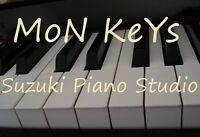 MoN KeYs Suzuki Piano Studio